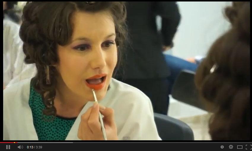 Vídeo Show formativo Escuela de Pelquería en Madrid