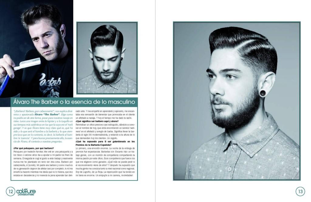 Formación de barbería madrid