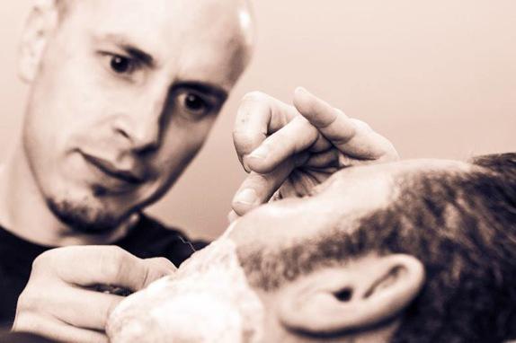 Vicenç Moretó. Formaciones de barbería Murcia