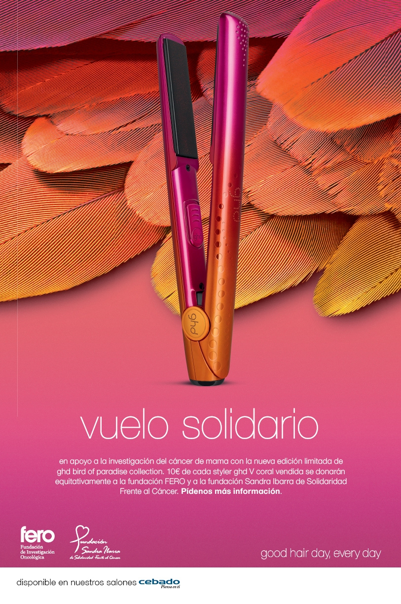 ghd Bird of Paradise Coral