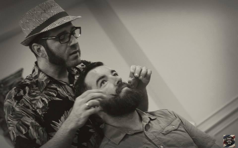 formaciones de barbería en Murcia Álvaro The Barber