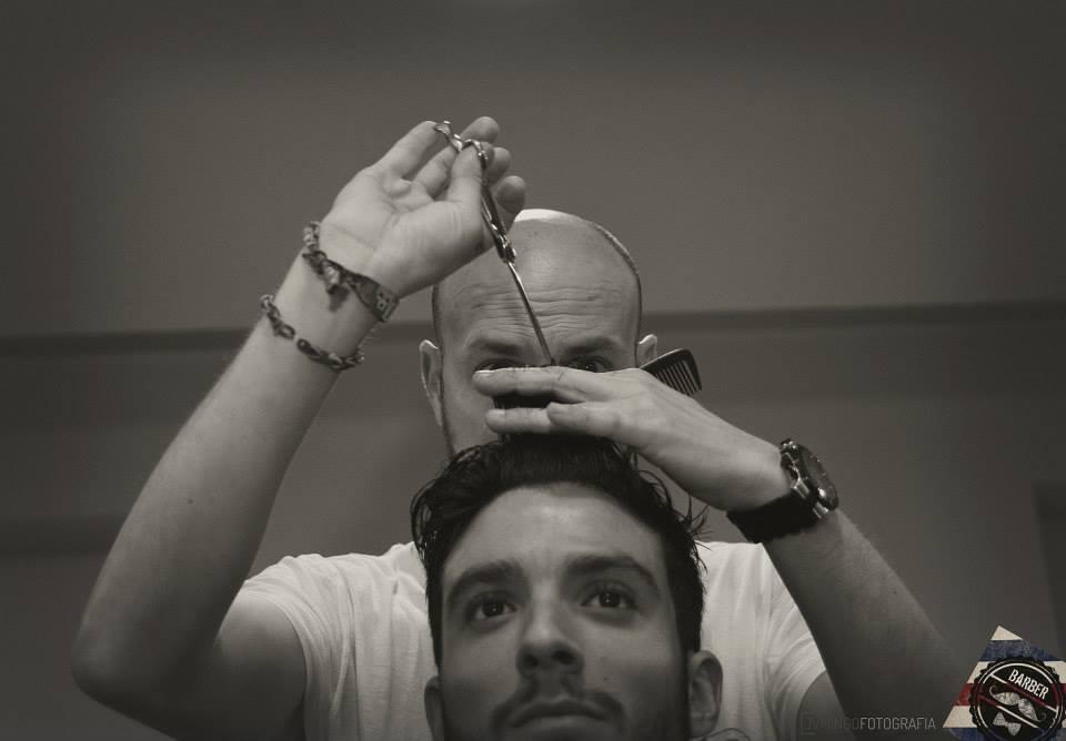 formaciones de barbería de Vicenç Moretó en Murcia